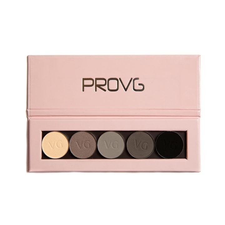 Купить палетку с тенями ProVG Spicy Princess PE006