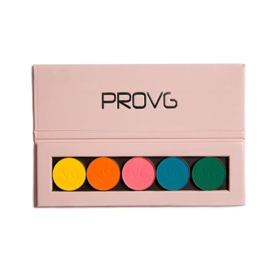 Купить палетку с тенями ProVG Color Kaleidoscope PE011