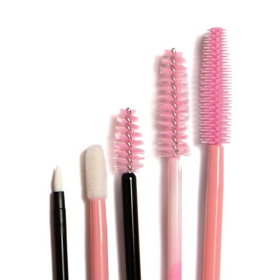 Купить одноразовые щеточки для макияжа ProVG