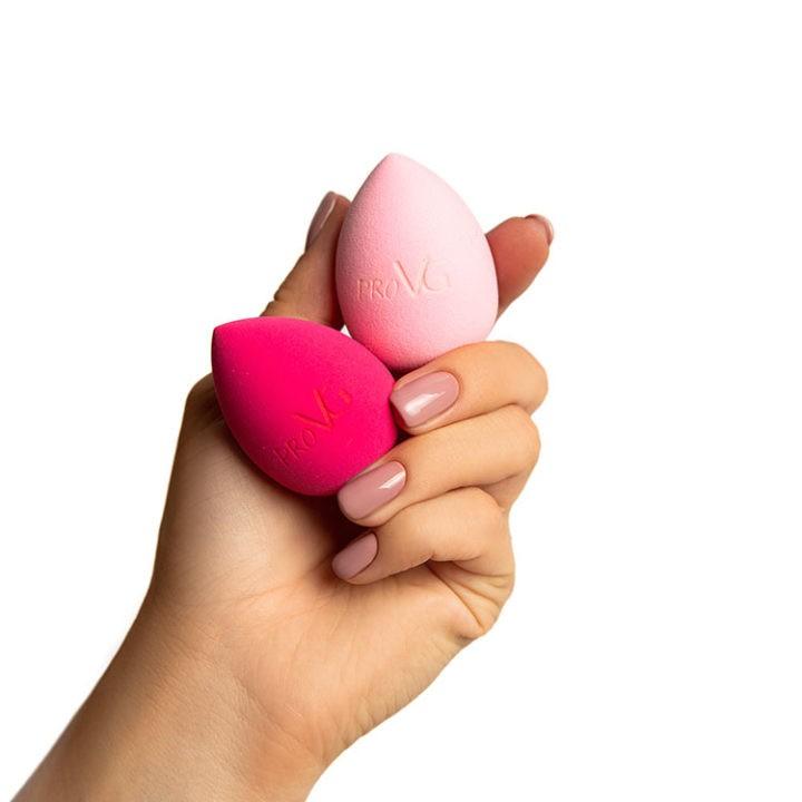 Купить спонж ProVG двойной Pink в Украине